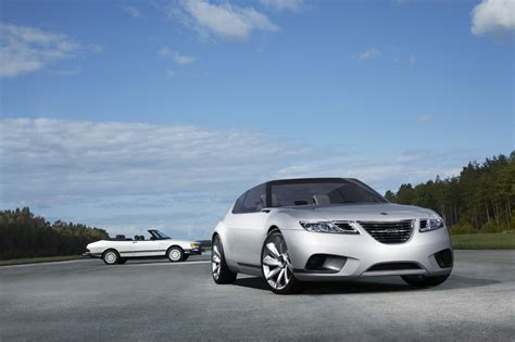Saab 9 X Air Biohybrid Concept Unveiled Ahead Of Paris