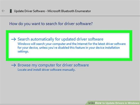 How To Update Drivers In Windows 7 Steps (with Pictures