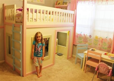 playhouse loft bed   instructions
