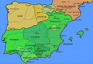 Images Of Iberian Peninsula World Map Summer