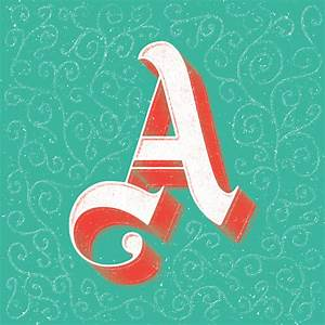 Magnificent 40+ Creative Letters Inspiration Design Of ...