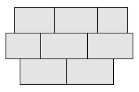 Verlegemuster Fliesen 30x60 by Fliesen Verlegemuster Hornbach