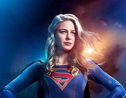Supergirl Poster Tv Wallpapers Benoist Melissa Desktop