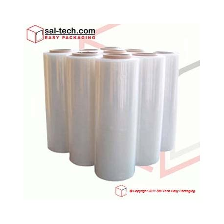 machine stretch film   pre stretch sal tech easy packaging