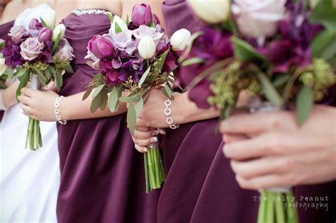 plum wedding flowers wedding planning pinterest
