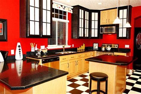 modele cuisine noir et blanc couleur peinture cuisine 66 idées fantastiques