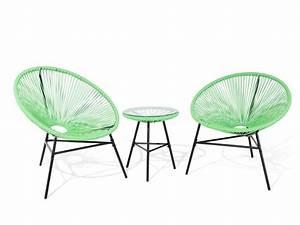 Tisch Mit 2 Stühlen : gartenm bel gr n balkonm bel terrassenm bel tisch mit 2 st hlen nandor ~ Indierocktalk.com Haus und Dekorationen