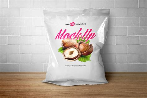 Psd file consists of smart objects and included front and back views. Download this Free Snack Pack Packaging Mockup For Snacks ...
