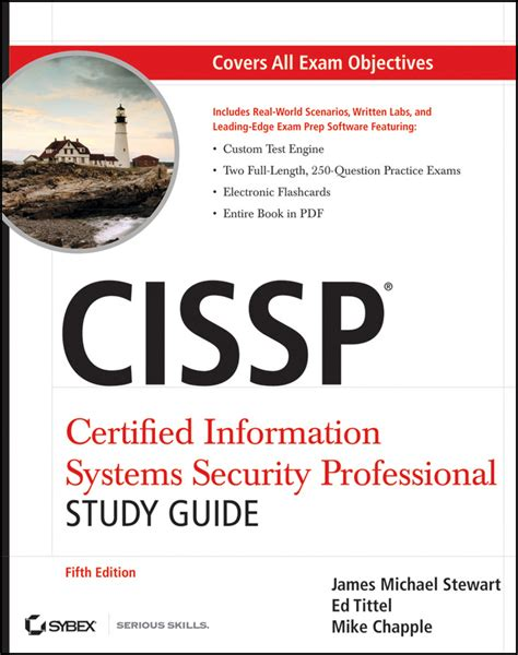 Certified Information Systems Security Professional Ed