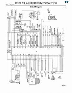 98 Nissan Maxima Electrical Schematic
