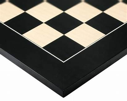 Chess Board Inches Anegre Maple Deluxe Number