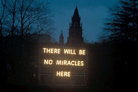 miracles    ghosting