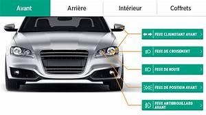 Phare Auto : ampoule voiture pas cher ampoule phare feu vert ~ Gottalentnigeria.com Avis de Voitures