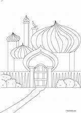 Mille Palace Palais Coloriage Architecture Une Coloring Dessin Buildings Nuits Imprimer Ramadan Persan Colorier Gratuit Kb 1001 Enregistree Depuis sketch template