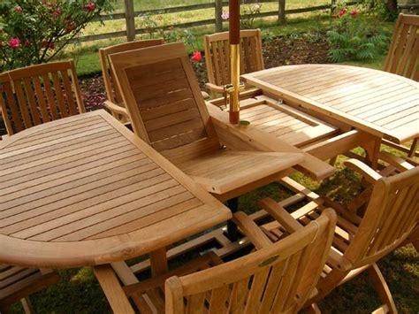 outdoor teak garden furniture