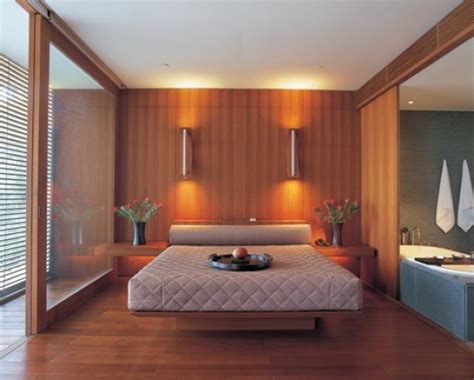 Modern And Futuristic Japanese Bedroom Design Gallery