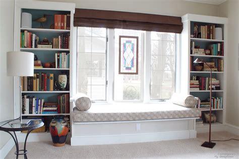 Custom Window Seat Cushions Bench Diy Corner Mudroom Built