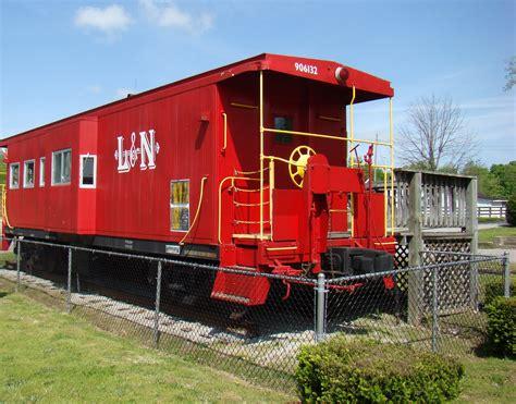 Caboose L by File Caboose Stanford Railroad Depot 6 Jpg