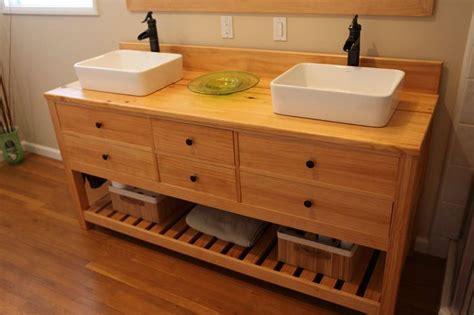 Bathroom Vanity Reclaimed Wood by Reclaimed Wood Bathroom Vanity Hometalk