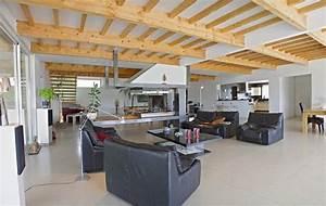 Deco Maison Avec Poutre : interieur maison poutre apparente ~ Zukunftsfamilie.com Idées de Décoration