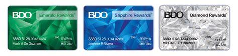 Activate Rewards Card  Bdo Unibank, Inc