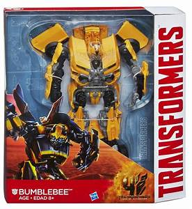 Transformers 4 Age of Extinction Leader Class Bumblebee ...