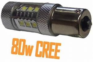 Ba15s Led 12v : 80w ba15s 1156 382 cree 12v 24v high power led bulb stop ~ Kayakingforconservation.com Haus und Dekorationen