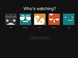 How, To, Use, Separate, Profiles, On, Netflix