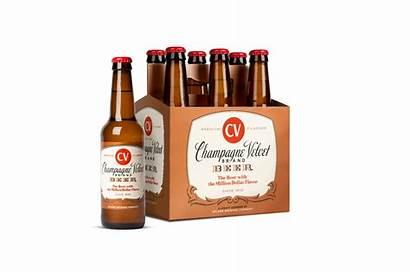 Velvet Champagne Beer Upland Pilsner Brewing Classic