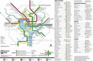 Metrorail Metro Lines Transit Subway Underground Tube