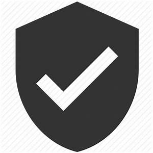 Sheild, success, tick, trust, verification, verified ...
