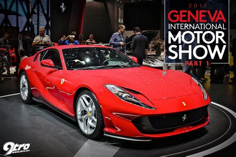 2017 Geneva International Motor Show
