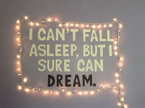 tumblr rooms tumblr diy wall quote and lights dream