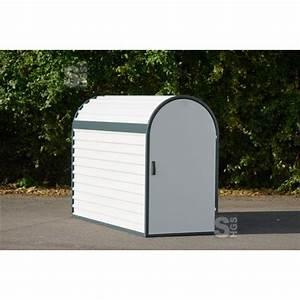 Fahrradbox Kunststoff Billig : fahrradgarage fahrradbox komplett montiert 2 05x0 82x1 4m classy ~ Whattoseeinmadrid.com Haus und Dekorationen