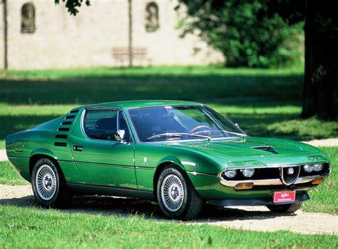 The Alfa Romeo Montreal Is an Underappreciated Classic ...
