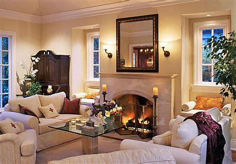 Traditional Living Room : Classic Traditional Style Living Room Ideas