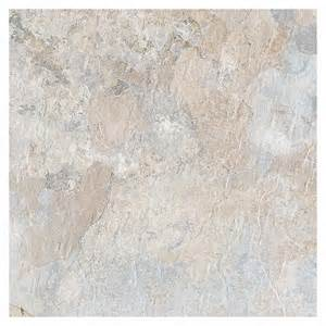 style selections 12 in x 12 in beige stone finish vinyl