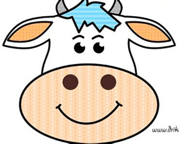 molde de vaca imagui