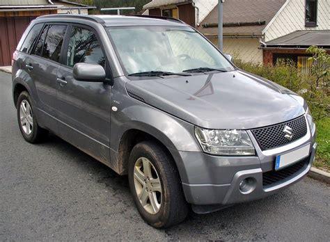 Suzuki Escudo (4x4) — Wikipédia
