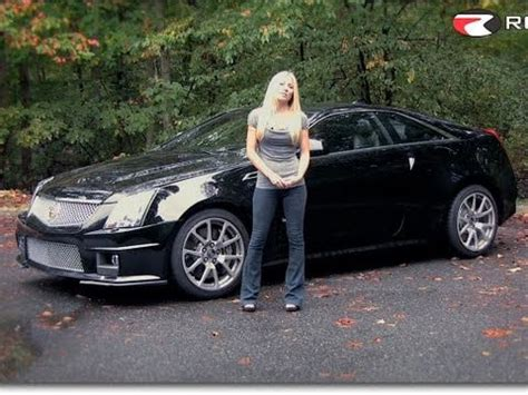 roadflycom  cadillac cts  coupe road test review