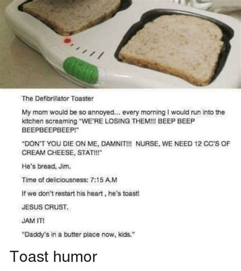 The Defibrillator Toaster by 25 Best Memes About Defibrillator Defibrillator Memes