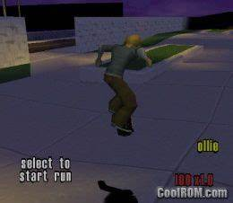 Thrasher - Skate and Destroy ROM (ISO) Download for Sony ...