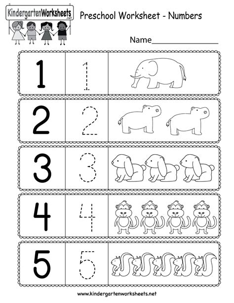 Preschool Worksheets To Worksheets For All  Download And Share Worksheets  Free On Bonlacfoodscom