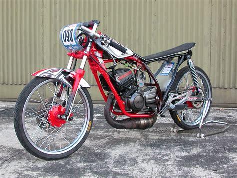 Gambar gambar motor drag bike Terbaru Keren dan Sport