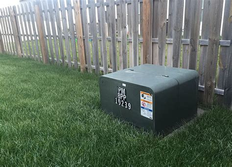 care  landscaping  padmount transformers oppd