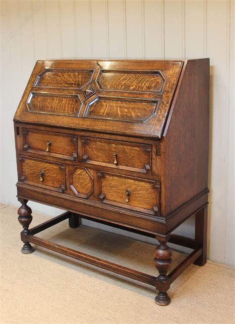 atlas bureau 1920s oak bureau antiques atlas