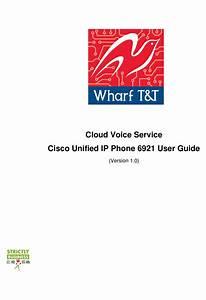 Cisco 6921 User Manual Pdf Download