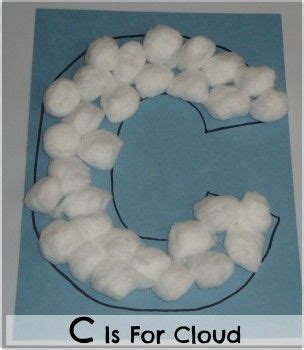 simple craft for exploring the letter c educational 240 | 30b6d8b4dc1db1745b2ba4affd98bfff