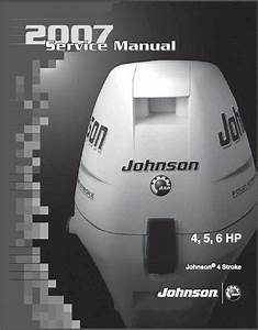 Johnson 4    5    6 Hp 4