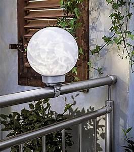 Balkon Beleuchtung Solar : solar balkonbeleuchtung jetzt bei bestellen ~ Indierocktalk.com Haus und Dekorationen